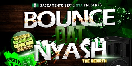 Bounce Dat Nyash: The Rebirth tickets