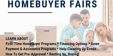 Home Buyer Fairs tickets
