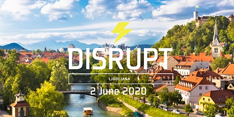Disrupt HR Ljubljana tickets