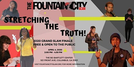 Fountain City Teen Poetry Grand Slam Finals! tickets