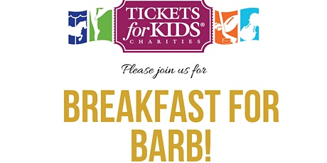Breakfast for Barb! tickets