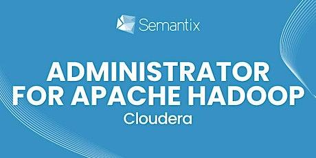 Cloudera Administrator for Apache Hadoop bilhetes