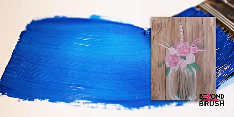 Paint Party Night - Country Bouquet tickets