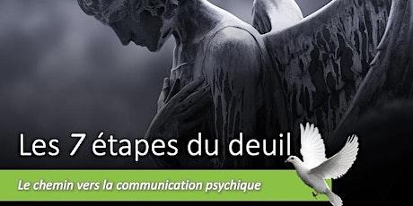 """""""Les 7 étapes du deuil"""" - TERREBONNE billets"""
