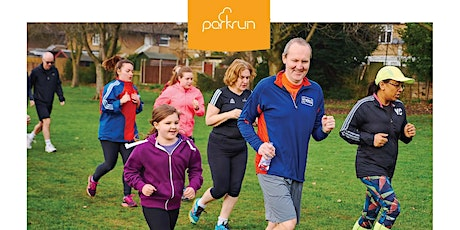5km free weekly timed run/walk (Central parkrun, Burnaby) tickets