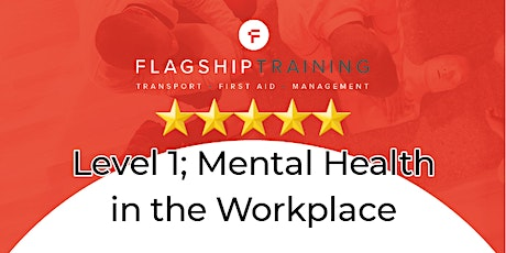 Introduction to Mental Health in the Workplace Level 1 tickets