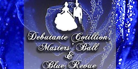 66th Debutante Cotillion, Masters' Ball & Blue Revue tickets