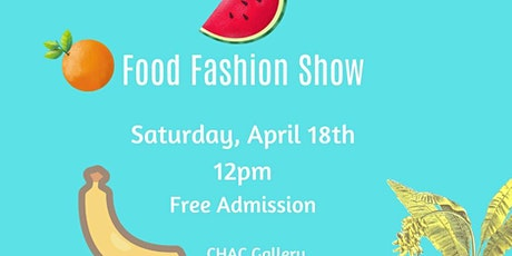 Food Fashion Show tickets