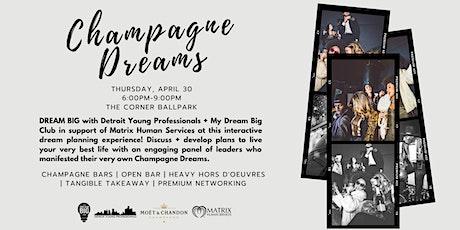 Champagne Dreams tickets