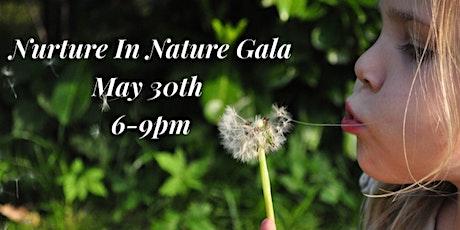Nurture in Nature Gala tickets