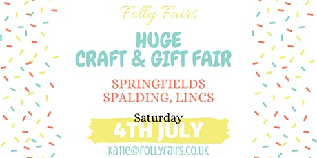Springfield's Craft and Gift Fair tickets