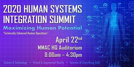 Human Systems Integration Summit tickets