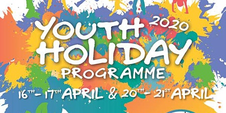 Youth School Holiday Program 2020 tickets