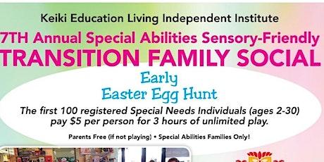 KELII FOUNDATION 7TH SPECIAL ABILITIES SENSORY-FRIENDLY SOCIAL 2020 tickets