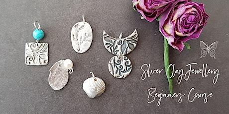 Silverclay Jewellery Beginners Course tickets