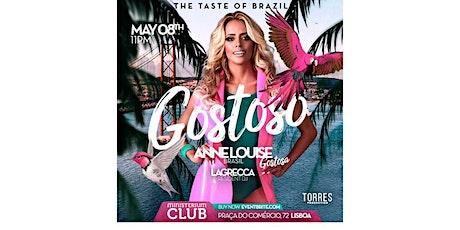 GOSTOSO com DJ AnneLouise (Lisboa 08 MAI 2020) - Ministerium Club billets