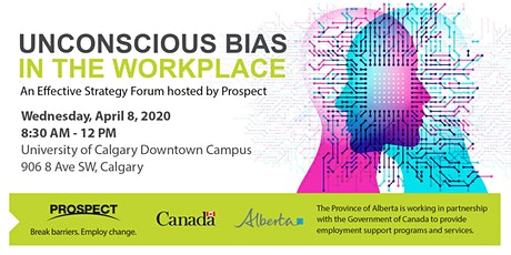 Unconscious Bias in the Workplace tickets