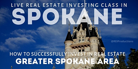 How To PROFIT From Spokane's  TIGHT Real Estate Market tickets
