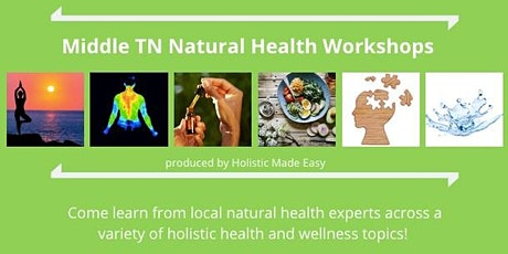 Natural Health Workshop (Smyrna) tickets