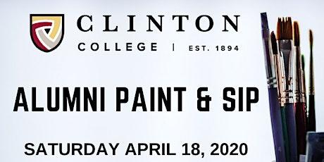 Clinton College Alumni Paint & Sip tickets