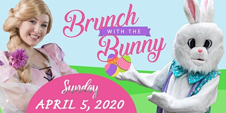 Brunch with the Bunny tickets