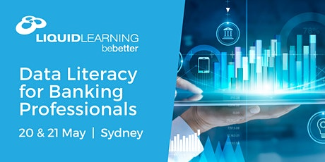 Data Literacy for Banking Professionals Sydney tickets