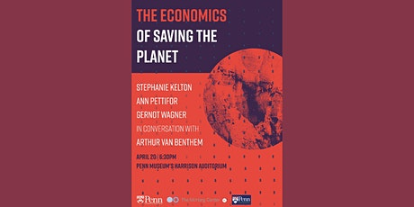 The Economics of Saving the Planet tickets