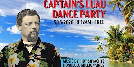 Captain's Luau Dance Party tickets