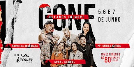 Oceanos Conference - Evento organizado pela Igreja Oceanos In Move. ingressos