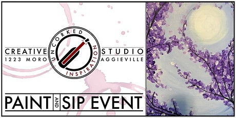 Paint & Sip | Lilacs tickets