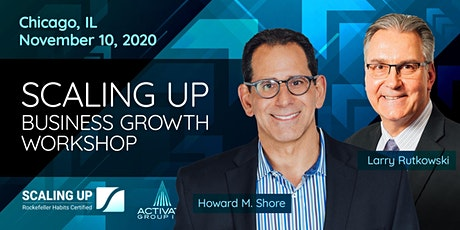 2020 Scaling Up Business Growth Workshop - Chicago, IL tickets