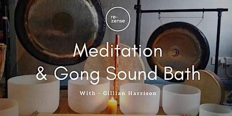 Gong Bath & Meditation in São Pedro, Cascais tickets