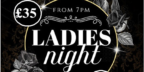 Ladies Cocktail Night tickets