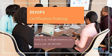 Devops 4 day classroom Training in Cap-de-la-Madeleine, PE tickets