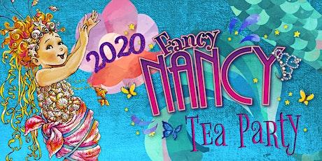 Fancy Nancy Tea Party 2020 tickets