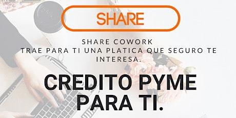 Crédito para tu startup con Konfío tickets