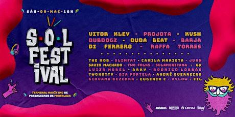 S.O.L Festival 2020 bilhetes