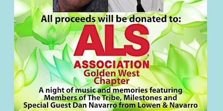 ALS BENEFIT in memory of Tom Dehaan and Eric Lowen (Doors 6:30pm) tickets