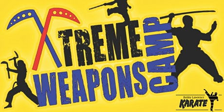 Extreme Weapons Camp August 3rd-7th tickets