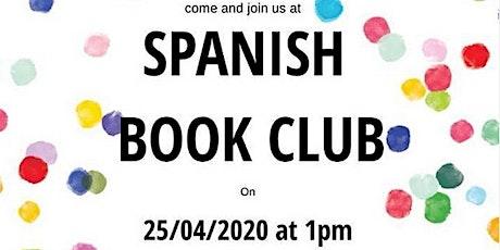 Spanish Book Club Stoke Newington tickets