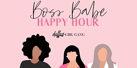 Boss Babe Happy Hour : The Salty Donut tickets