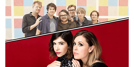 Wilco + Sleater-Kinney: It's Time​ - Summer 2021 Tour tickets