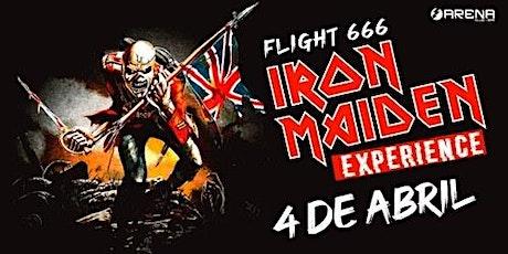 Iron Maiden Experience em Santos!   Arena Club ingressos