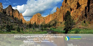 2020 Oregon AWHONN Fall Conference Registration