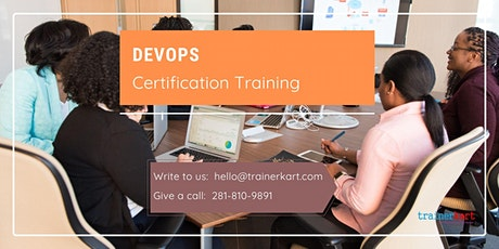 Devops 4 day classroom Training in Fort Saint James, BC tickets
