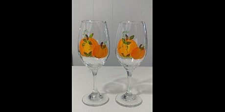Wine Glass or Tumbler Painting Party tickets