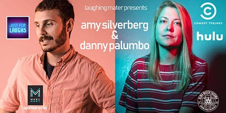 Laughing Mater with Amy Silverberg and Danny Palumbo tickets