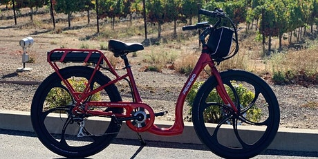 Livermore Valley Earth Day Pedego Bike Ride w/ Big White House & Omega Road tickets