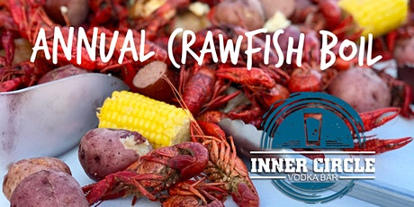 Inner Circle's Annual Crawfish Boil tickets