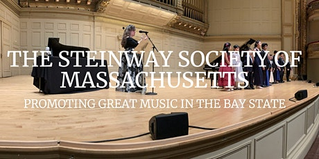 2020 Steinway Society of Massachusetts Piano Competition tickets